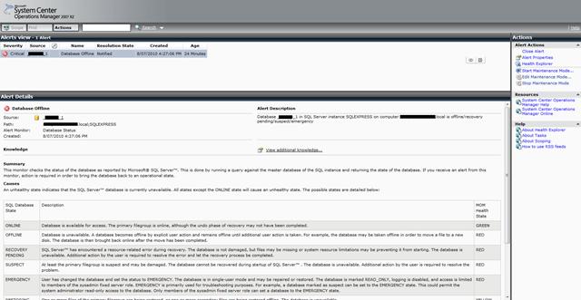 ENHANCED SCOM Alerts Notification Emails! | Managing Cloud
