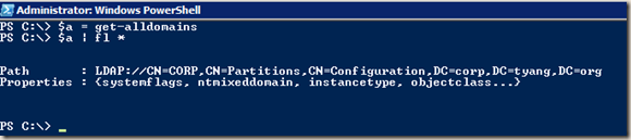 Active Directory PowerShell ADSI ADSISearcher - It for ...