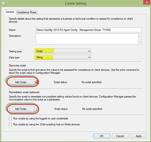 Deploying OpsMgr 2012 R2 Agents Using ConfigMgr – Part 2