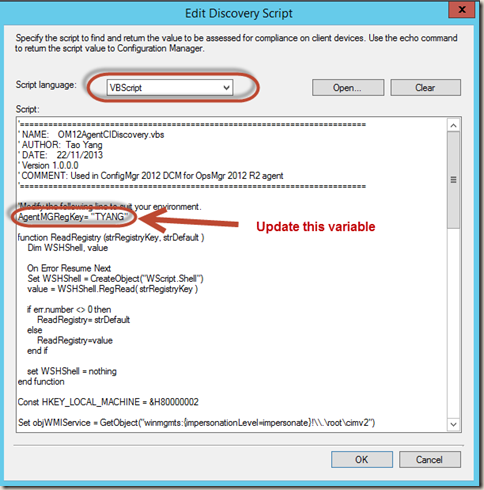 Sccm Compliance Settings Registry Key