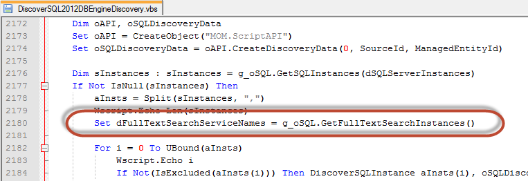 SQL DB Engines Not Discovered in SCOM and My Troubleshooting