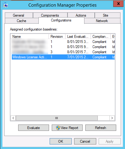 Detecting Windows License Activation Status Using ConfigMgr