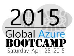 2015 Azure BootCamp