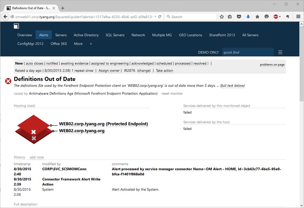 Management Pack | Managing Cloud and Datacenter by Tao Yang
