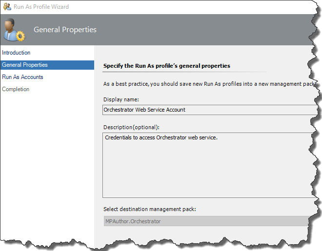 Updated MP Author's System Center 2012 Orchestrator