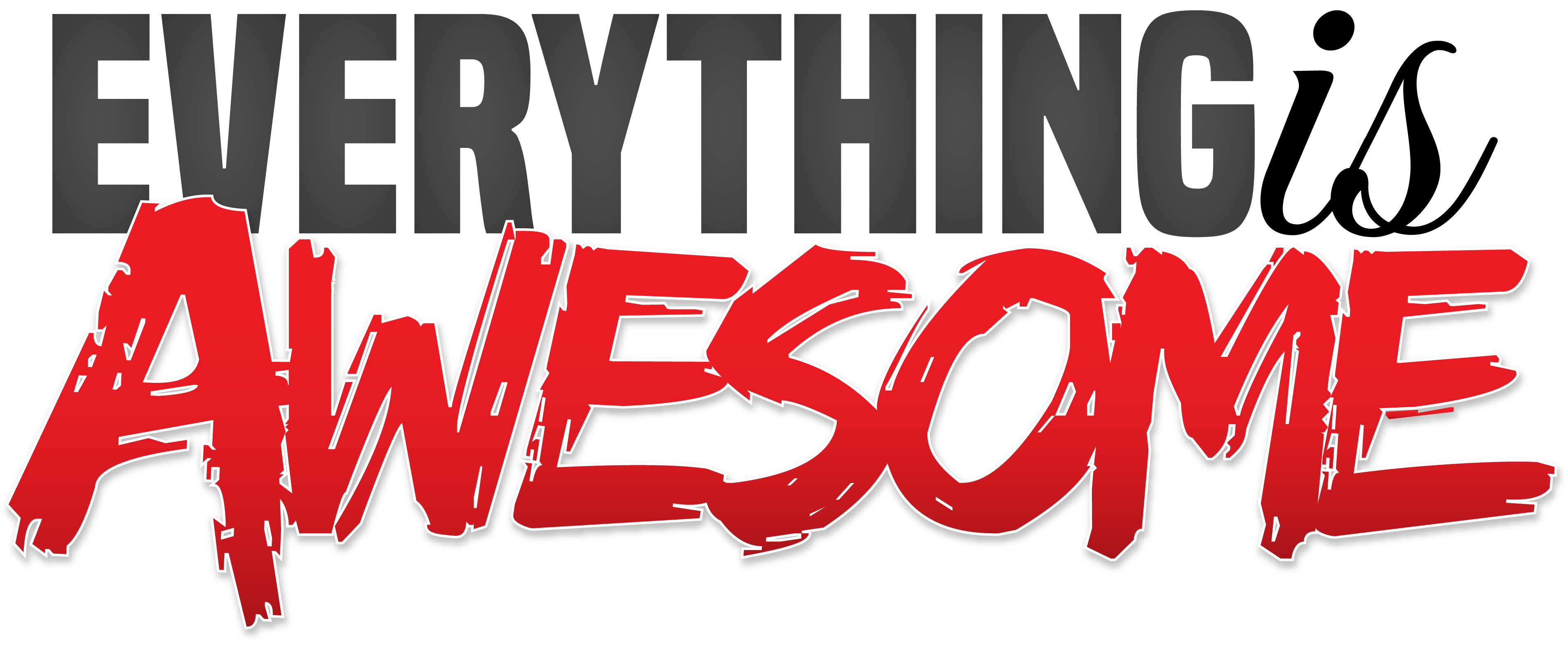 everything is awesome actual size managing cloud and datacenter by