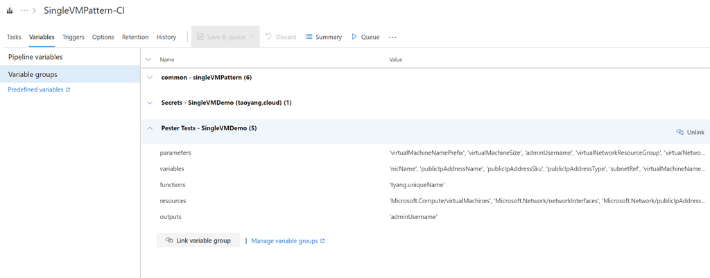 Pester Test Your ARM Template in Azure DevOps CI Pipelines