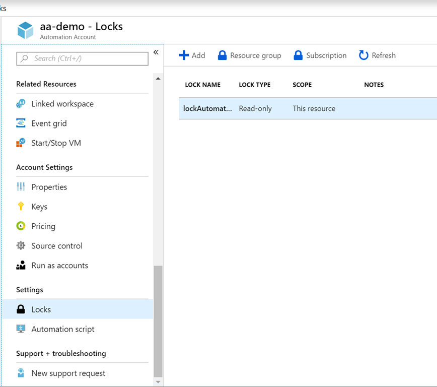 Azure Automation | Managing Cloud and Datacenter by Tao Yang